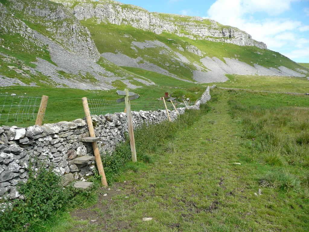 attermire scar The 2014 Annual Walk of the Pennine Way Association
